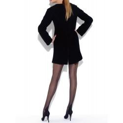 LE BOURGET - Collection Couture - Collant couture rétro 20D