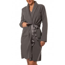 ANTIGEL - Ligne Simply Perfect - Robe de chambre polaire longue