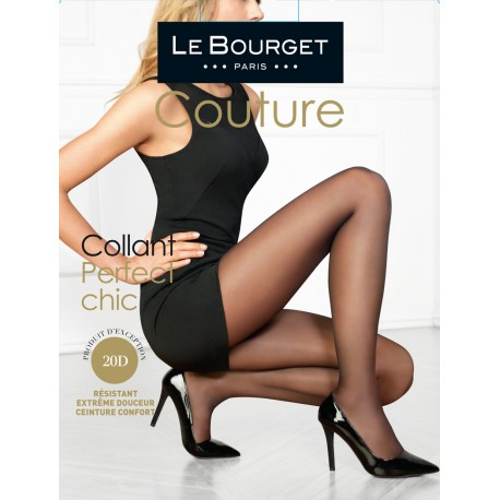 LE BOURGET  Collection Couture Collant perfect